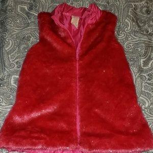 Faded glory vest